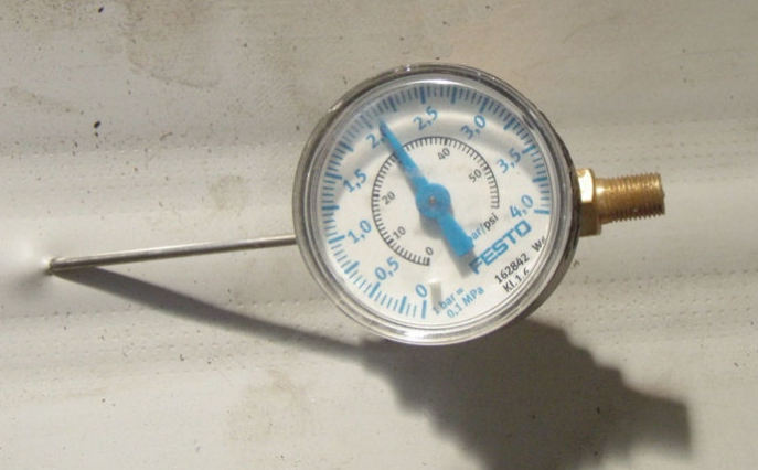 Manometer: Pressure Gauge