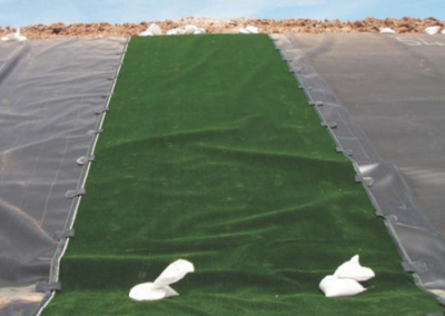 Artificial Grass - Egress Matting