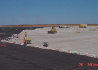 Phosphate Hill - Gypsum Stack Liner - 37Ha